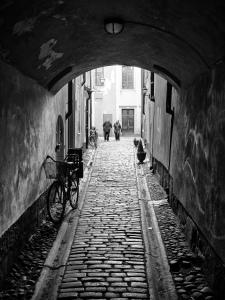 Old town, Stockholm 2016